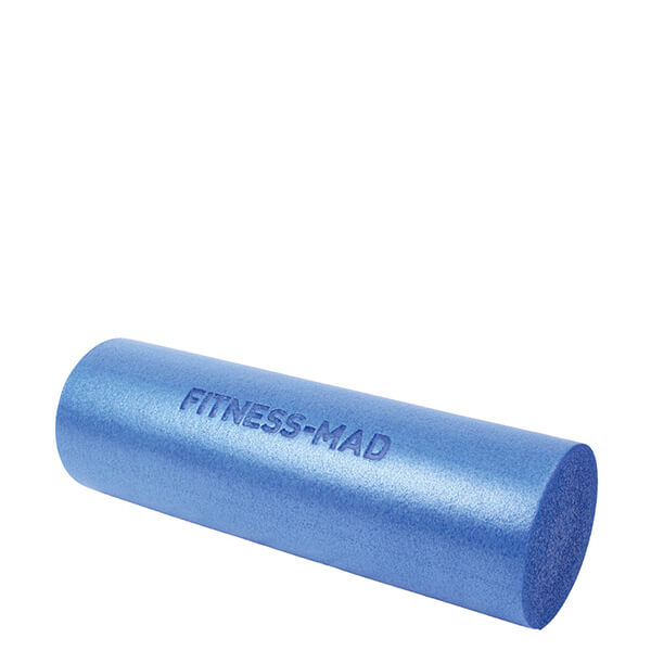 Fitness Mad Foam Roller - Blue - Half Length (45cm)