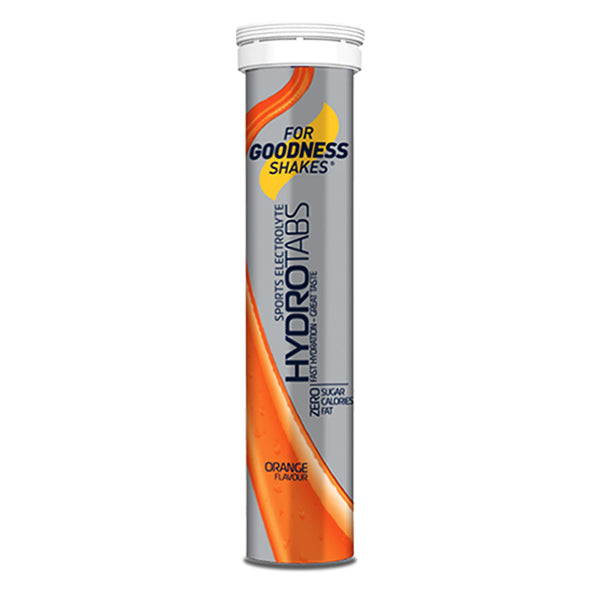 For Goodness Shakes Hydro Tabs Orange
