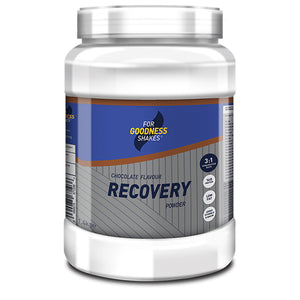 For Goodness Shakes Recovery Protein Powder Chocolate