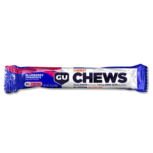 GU Energy Chews Blueberry Pomegranate