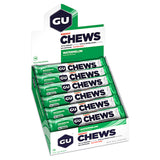GU Energy Chews Watermelon-Box of 18