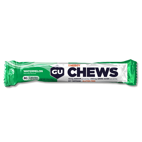 GU Energy Chews Watermelon