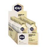 GU Energy Gel Vanilla Bean-Box of 24