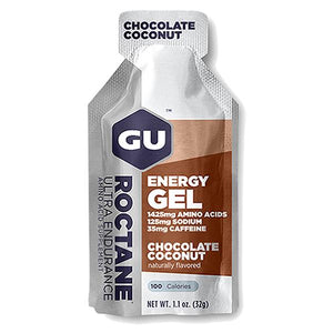 GU Roctate Energy Gel Chocolate Coconut