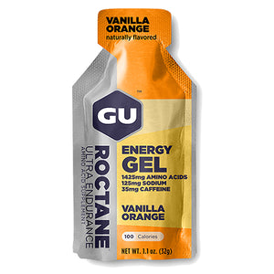 GU Roctane Energy Gel Vanilla Orange