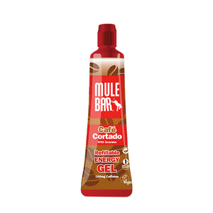Mule Bar Cafe Cortado Energy Gel