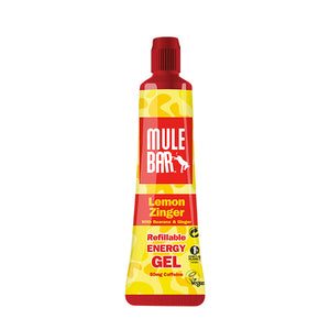 Mule Bar Lemon Zinger Energy Gel
