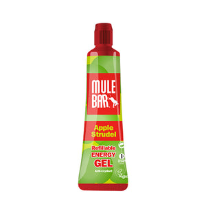 Mule Bar Apple Strudel Energy Gel