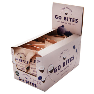 Go Faster Food Go Bites Boost Date & Coconut Box of 12