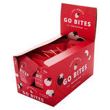 Go Faster Food Go Bites Strawberry & Cashew Box of 12