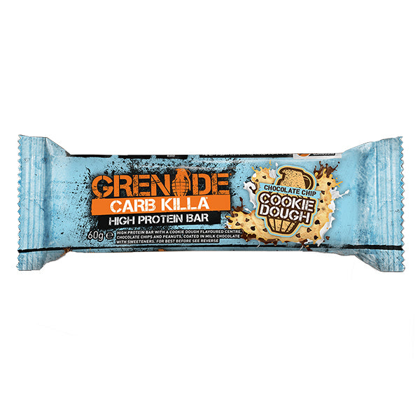 Grenade Carb Killa Bar Chocolate Chip Cookie Dough