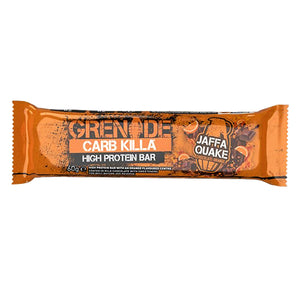 Grenade Carb Killa Bar Jaffa Quake