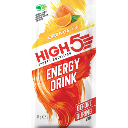 High5 Energy Drink Orange