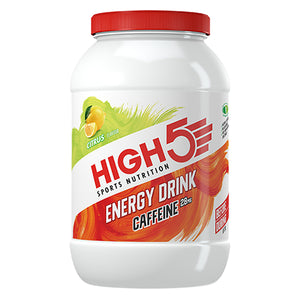 High5 Energy Drink Caffeine Citrus 2.2kg