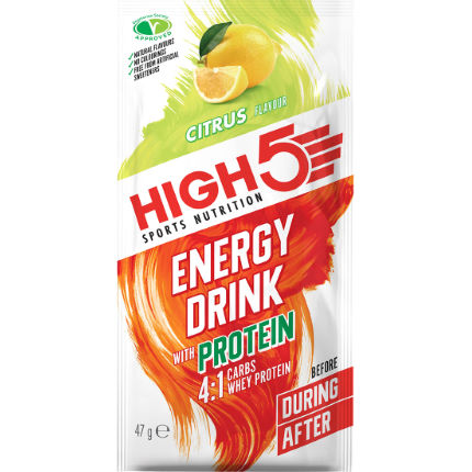 High5 Energy Drink with Protein Citrus