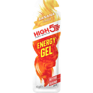 High5 Energy Gel Banana