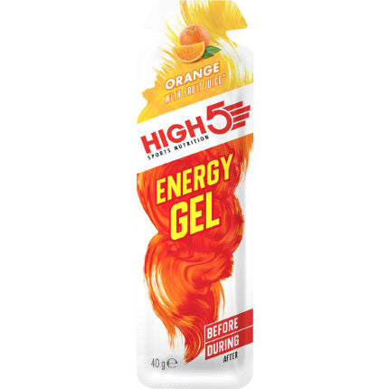 High5 Energy Gel Orange