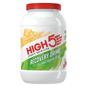 High5 Recovery Drink Banana & Vanilla 1.6kg