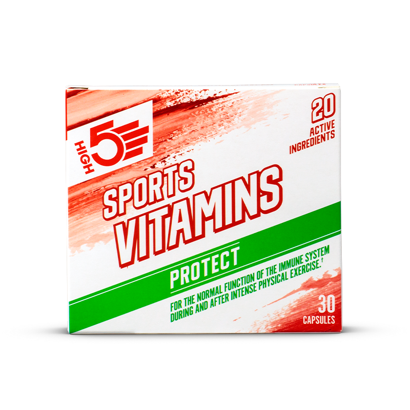 High5 Sport Vitamins 30 Capsules (Short Dated)