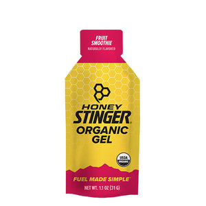 Honey Stinger Organic Energy Gel Fruit Smoothie
