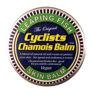 Leaping Fish Cyclists Chamois Skin Balm