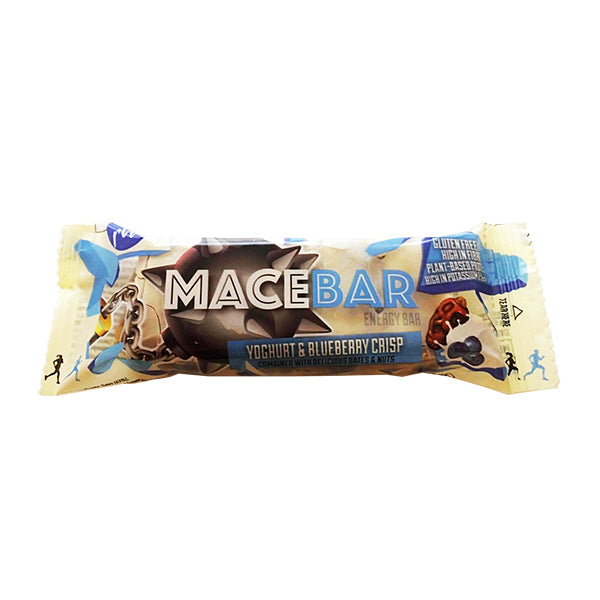 Mace Bar Yoghurt & Blueberry Crisp