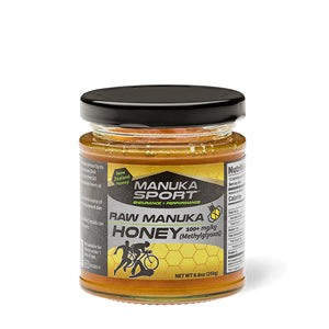 Manuka Sport Raw Manuka Honey