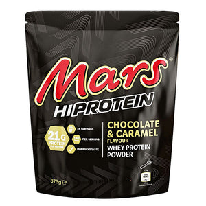 Mars Hi Protein Chocolate & Caramel Whey Protein