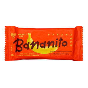 Mighty Bee Bananito Bar Banoffee