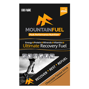 Mountain Fuel Chocolate Recovery Fuel