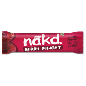 Nakd Raw Fruit & Nut Bar Berry Delight Bar
