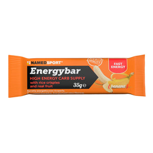 NamedSport Energy Bar Banana Bar