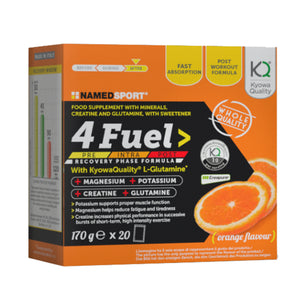 NamedSport 4Fuel Orange Drink Mix
