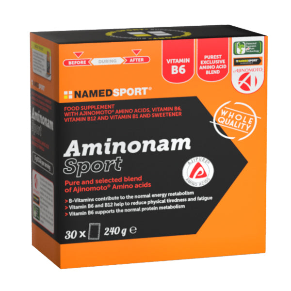 NamedSport Aminonam Sport Aminonam Drink Mix (1 serving)