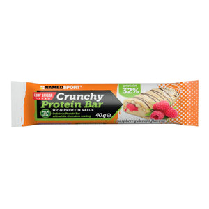 NamedSport Crunchy Protein Bar Raspberry Dream Bar