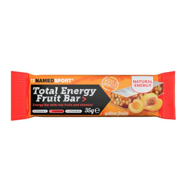 NamedSport Total Energy Fruit Bar Yellow Fruits Bar
