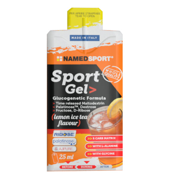 NamedSport Sport Gel Lemon Ice Tea Gel