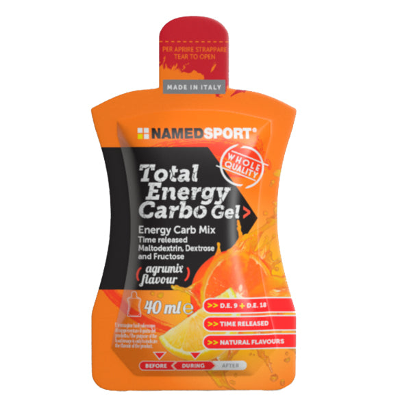 NamedSport Total Energy Carbo Gel Agrumix Gel