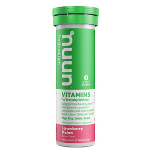 Nuun Hydration Vitamins Strawberry Melon