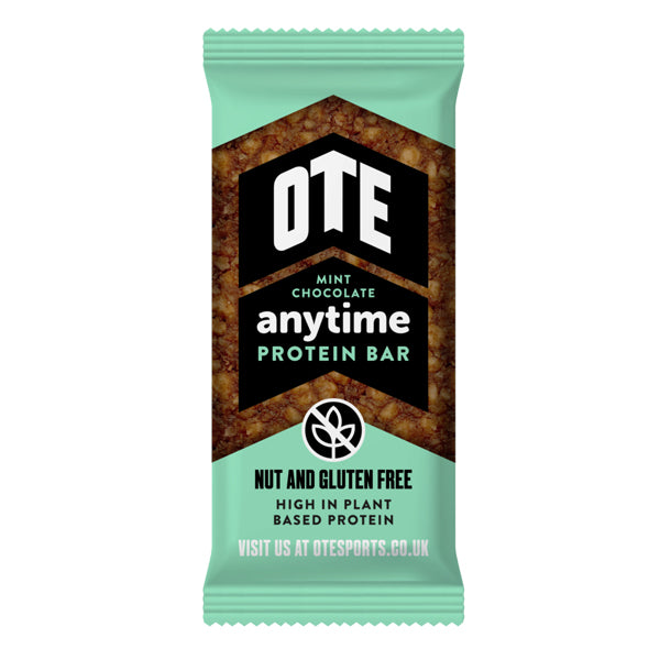 OTE Mint Chocolate Anytime Protein Bar