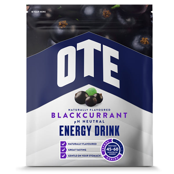 OTE Energy Drink Bulk Pack Blackcurrant