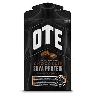 OTE Chocolate Soya Protein Recovery Drink Sachets