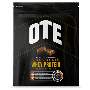 OTE Whey Protein Drink Bulk Pack Chocolate
