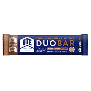 OTE Chocolate Chip Duo Energy Bar