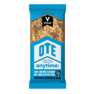 OTE Coconut Choc Chip Anytime Bar