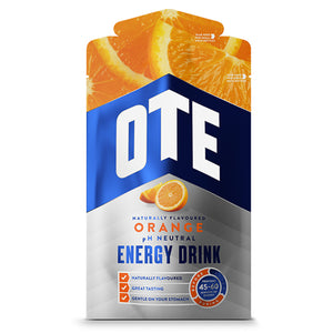 OTE Orange Energy Drink Sachets