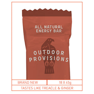 Outdoor Provisions Energy Bar Parkin
