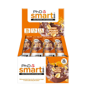 PhD Smart Bar Chocolate Peanut Butter