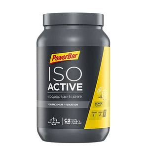 PowerBar Isoactive Energy Drink Lemon 600g