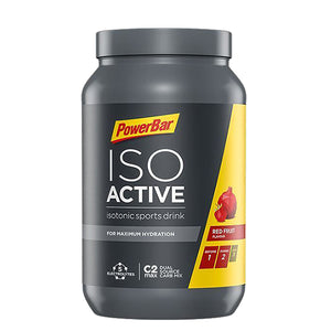 PowerBar Isoactive Energy Drink Red Fruit Punch 600g